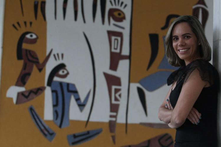 A baiana Melodia Moreno criou a Academia de Mães Empreendedoras (AME) - Foto: Lúcio Távora | Ag. A TARDE