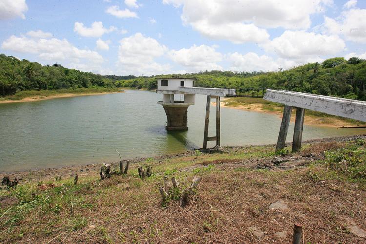 Os mananciais hídricos da região são importantes meios de subsistência para a comunidade - Foto: Luciano da Matta l Ag. A TARDE