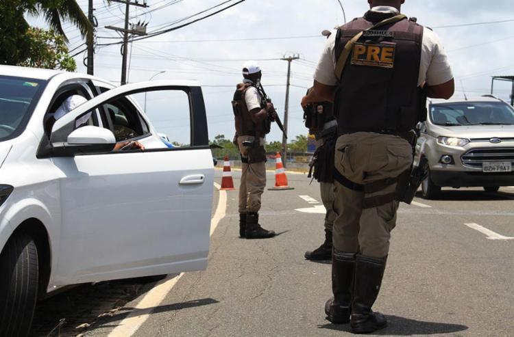 A ação será realizada nas estradas até segunda-feira, 2 - Foto: Alberto Maraux