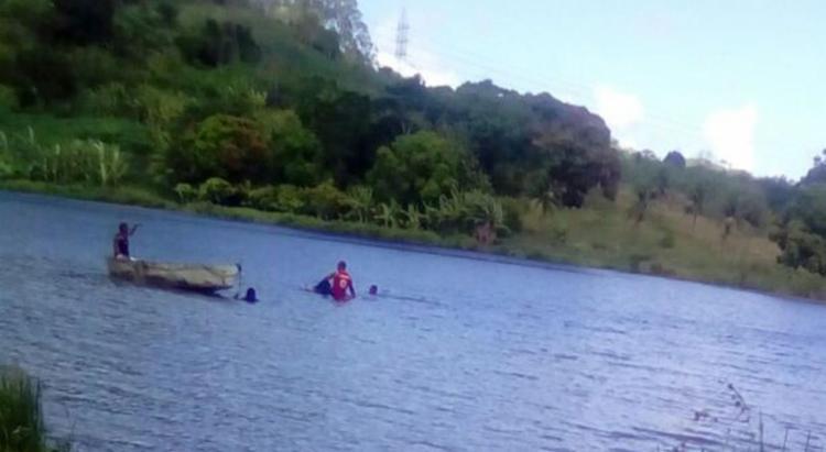 O terceiro corpo foi encontrado na manhã deste sábado - Foto: Divulgação | CBMBA