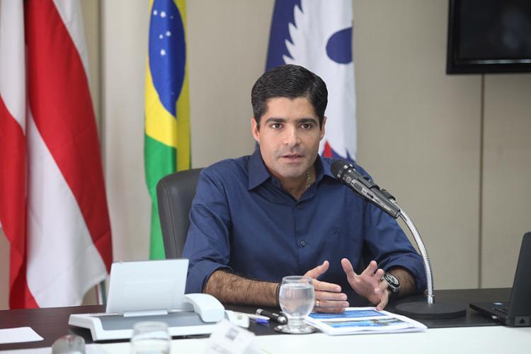 Prefeito de Salvador quer fortalecer gestão de aliados - Foto: Raul Spinassé l Ag. A TARDE l 30.11.2016