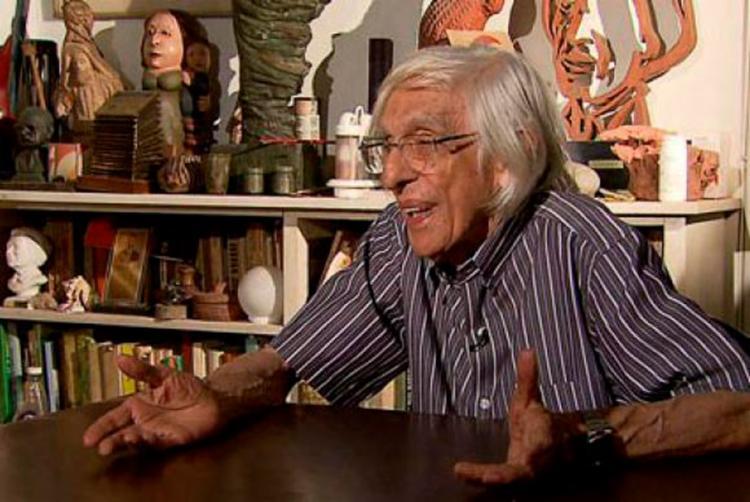 Gullar morreu neste domingo, 4, no Rio de Janeiro - Foto: Tv Brasil memórias | Arquivo