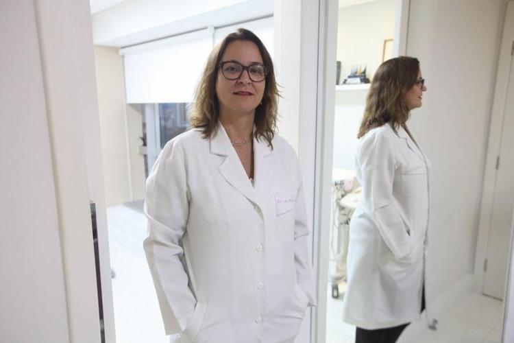 Ana Gabriela Travassos encontrou uma prevalência de 31% entre a população com HIV em Salvador - Foto: Lúcio Távora | Ag. A TARDE