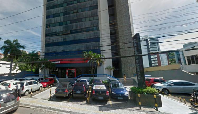 O prédio fica no Parque Bela Vista, na avenida Antônio Carlos Magalhães (ACM) - Foto: Reprodução | Google Maps