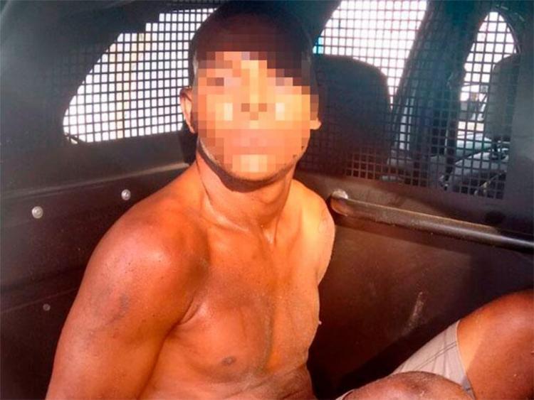 Guardas Municipais conseguiram localizar suspeito após o crime - Foto: Divulgação   GMS