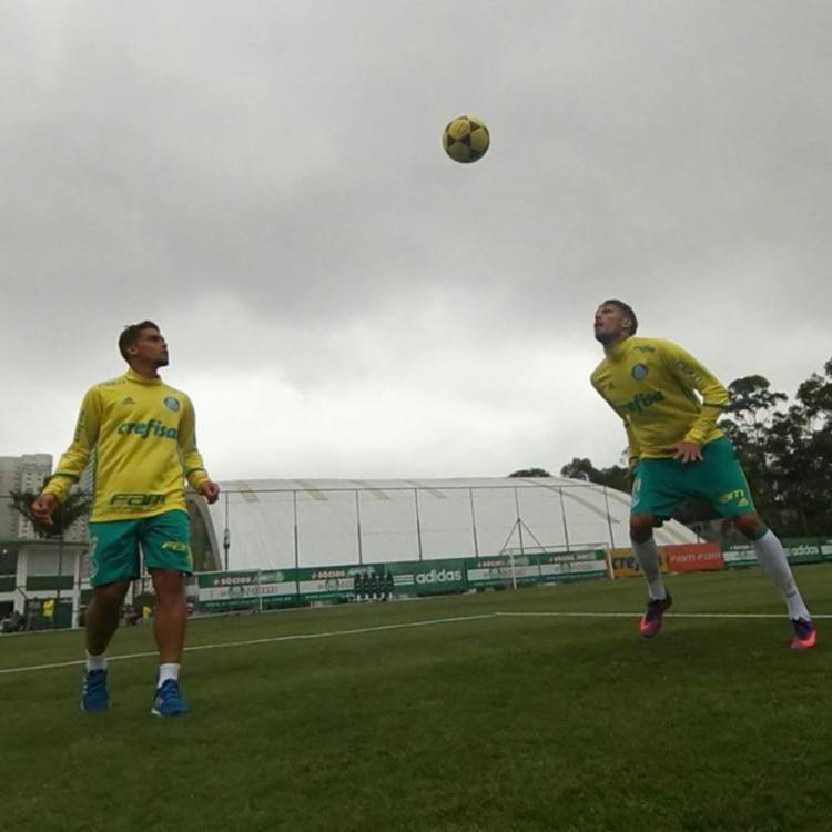 Jogadores que ainda não atuaram podem ganhar uma chance - Foto: Reprodução | Facebook | S.E. Palmeiras