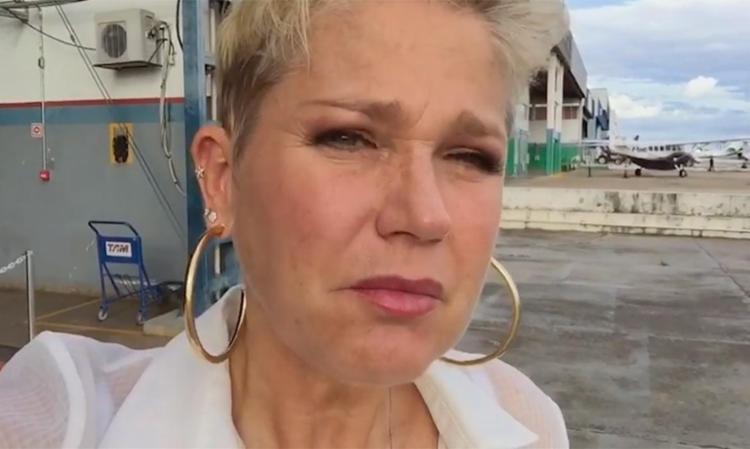 Xuxa falou sobre o ocorrido em vídeo - Foto: Reprodução
