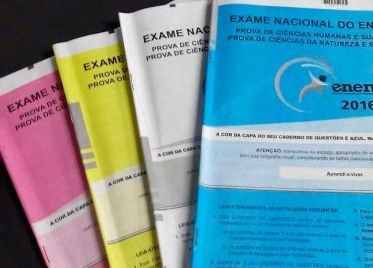O Inep reforçou que a prova de redação do Enem sempre assinalou que o participante respeitasse os direitos humanos - Foto: Raul Spinassé | Ag. A Tarde