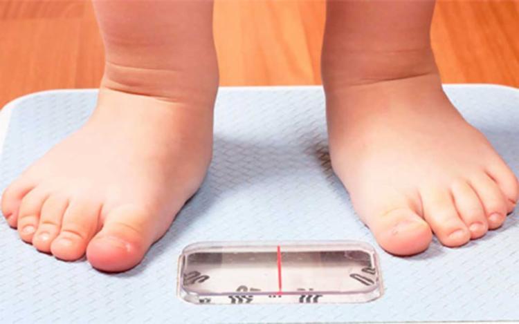 O excesso de peso chega a 25,4% dos jovens, dos quais 25,2% são meninas e 25,8% são meninos - Foto: Reprodução
