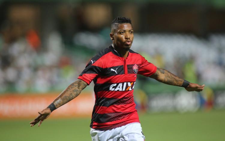Marinho é o destaque do Vitória na competição - Foto: Giuliano Gomes | Estadão Conteúdo