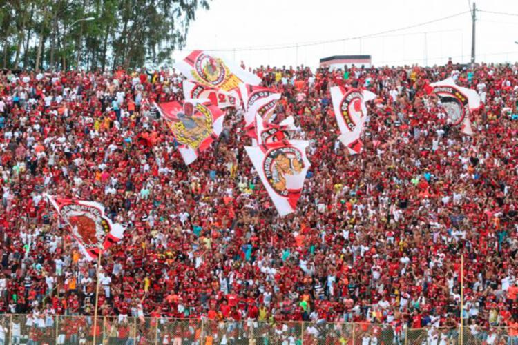 É o último jogo do Vitória em 2016 - Foto: Francisco Galvão   EC Vitória