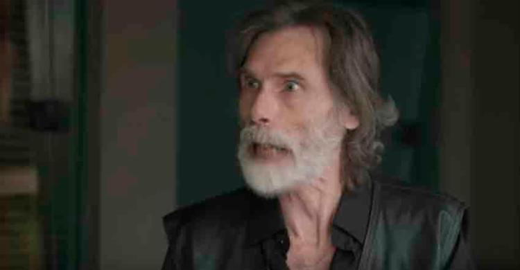 Ator retornou às telinhas dando vida ao roqueiro Eric - Foto: Reprodução | TV Globo