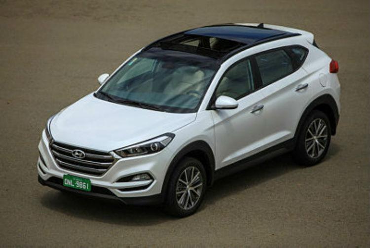 SUV da Hyundai irá conviver com o Tucson antigo e ix35 no mercado brasileiro - Foto: Divulgação Hyundai