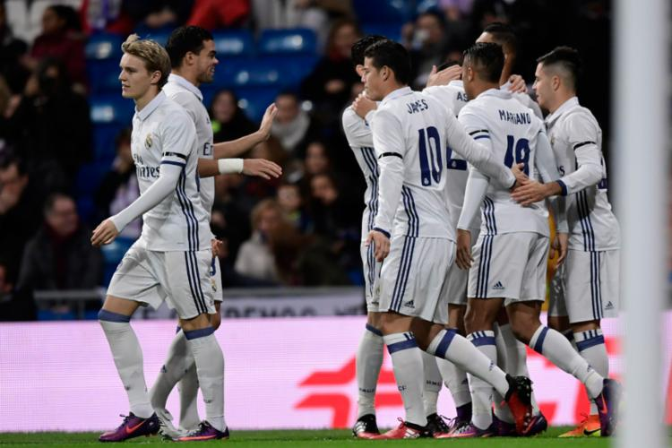 O Real Madrid será um dos primeiros times a testar a nova tecnologia - Foto: Javier Soriano   AFP