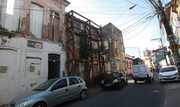 Bairros do centro de Salvador serão afetados pela iniciativa da prefeitura, que será lançada na segunda-feira - Foto: Adilton Venegeroles   Ag. A TARDE