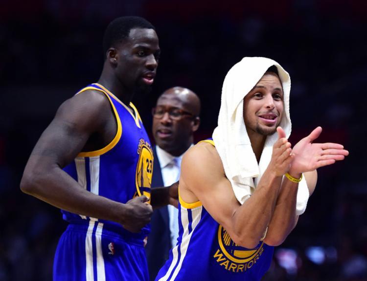 Ninguém consegue segurar os Warriors - Foto: Harry How | Getty Images North America | AFP