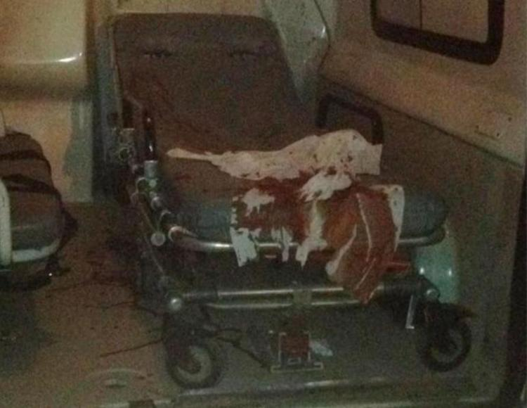 Vítima voltava de hospital onde se tratou após ser baleado - Foto: Reprodução | Ipiau Online