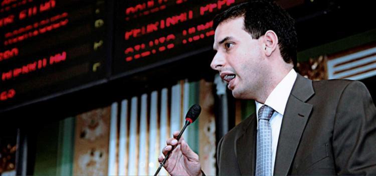 Léo Prates é líder do Democratas e vice-líder do governo na Câmara - Foto: Site Oficial | Divulgação