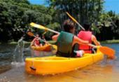 Eco Parque Sauípe oferece trilha, escalada e caiaque | Foto: