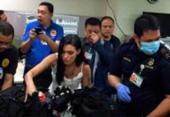 Brasileira presa por tráfico nas Filipinas pode ser condenada à morte | Foto: