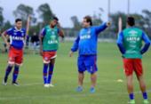 Contra o Estudiantes, Bahia tenta 'debutar' na terra do Tio Sam | Foto: