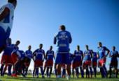 Bahia divide time para disputas no primeiro semestre | Foto: