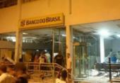 Grupo explode agência do Banco do Brasil e faz reféns em Carinhanha | Foto: