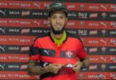 Atacante Paulinho é apresentado na Toca do Leão | Foto: