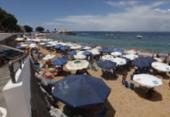 Corpo de mulher é encontrado boiando na praia do Porto da Barra | Foto: