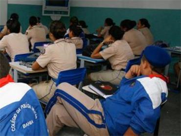 Ao todo, foram disponibilizados 2.109 vagas para as 13 unidades do CPM - Foto: Joá Souza | Ag. A TARDE