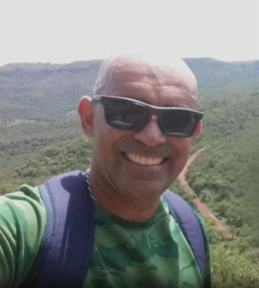 Artista caiu de uma altura de cerca de 70 metros - Foto: Reprodução | TV Globo