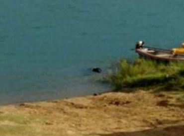 O adolescente se afogou no final da tarde do último sábado, 14, no Rio João de Tiba - Foto: Reprodução