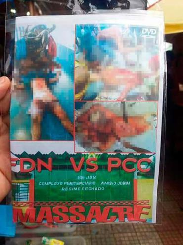 DVD com cenas de vídeos que circularam na web - Foto: Reprodução