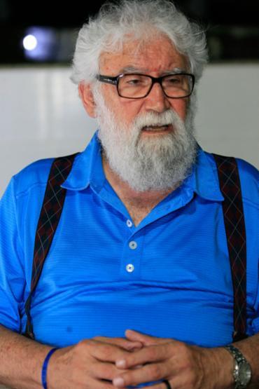 Leonardo Boff, teólogo e escritor - Foto: Mila Cordeiro | Ag. A TARDE | 13.01.2017