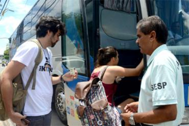 Programa foi restabelecido após protestos de estudantes que se diziam prejudicados - Foto: Divulgação l Prefeitura Municipal de Camaçari l Arquivo