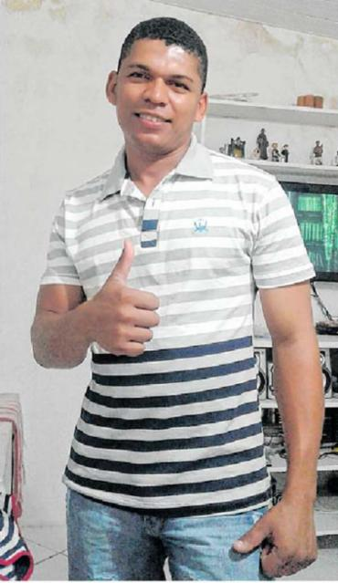 Marcelo morreu meia hora depois de chegar ao HGE - Foto: Arquivo Pessoal   Divulgação