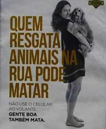 A campanha já está entre os mais comentados do Twitter - Foto: Divulgação