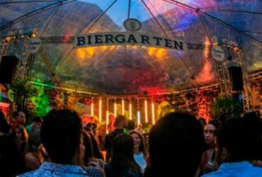 Primeira edição da temporada do Biergarten será neste domingo