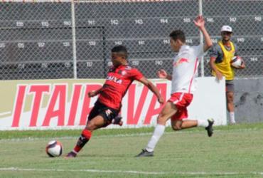 Vitória perde e é eliminado da Copa São Paulo