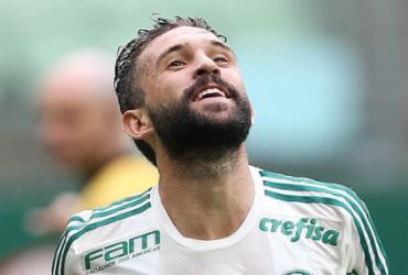 Bahia se aproxima de acerto com atacante do Palmeiras