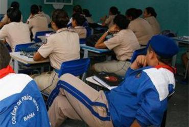 PM divulga resultado de sorteio de vagas em colégio e creche