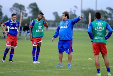 Contra o Estudiantes, Bahia tenta 'debutar' na terra do Tio Sam