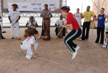 Festival reúne capoeiristas de 20 nacionalidades em Salvador