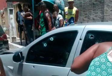 Policial Militar é baleado em Lauro de Freitas