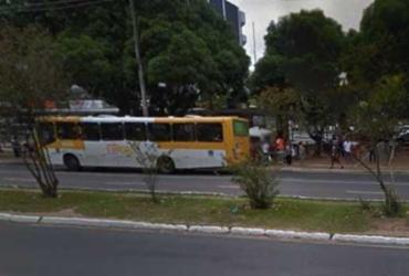 Ponto de ônibus é desativado temporariamente para obras na ACM