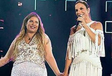 """""""Sonho em gravar com Ivete Sangalo"""", diz Marília Mendonça"""