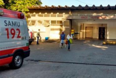 Idosa é baleada durante assalto a terminal de ônibus em Feira