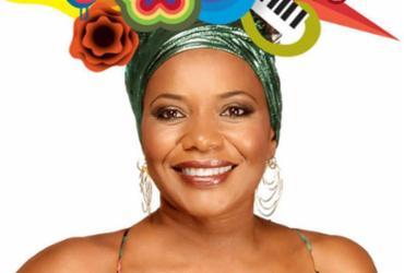 Margareth Menezes faz dois shows em Praia do Forte