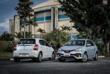 Toyota incorpora mudanças no Etios