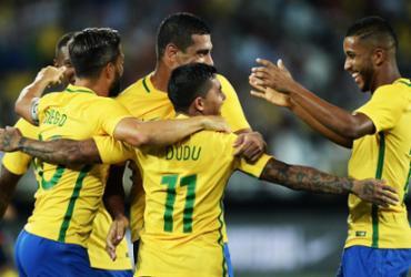 Brasil vence a Colômbia no 'Jogo da Amizade' e lidera ranking